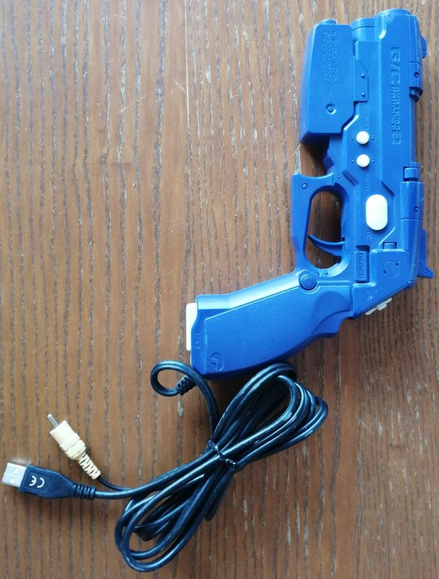 Pistola para PS2