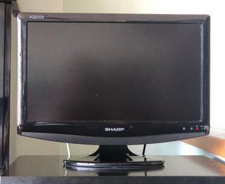 "Televisor Sharp 19"" LCD Colour TV"