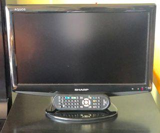 "Televisor Sharp 19"" LCD Colour TV"