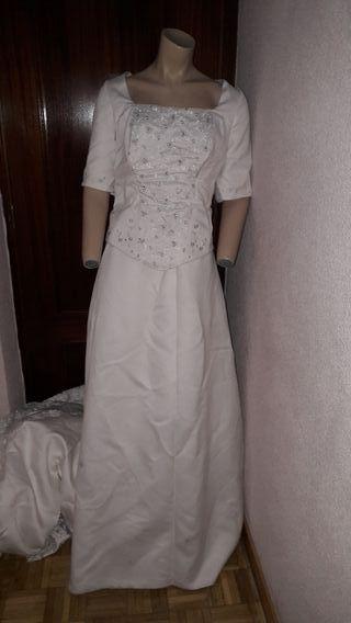 vestido talla grande de segunda mano en móstoles en wallapop