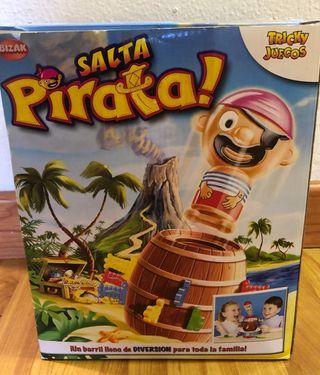 Salta Pirata Juguete