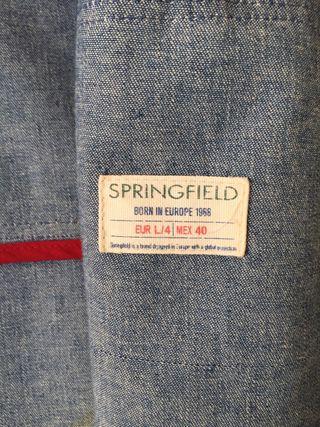 Chaqueta estilo motero Springfield