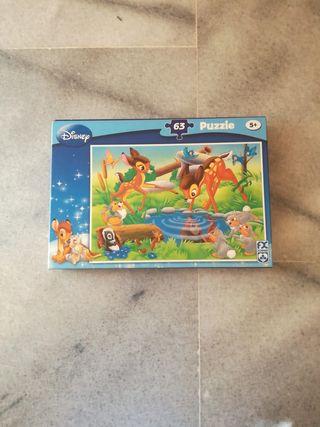 Puzzle Disney 63 piezas