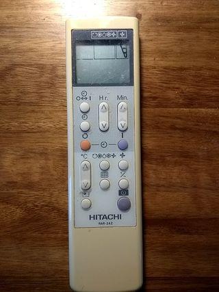 Mando Aire acondicionado Hitachi