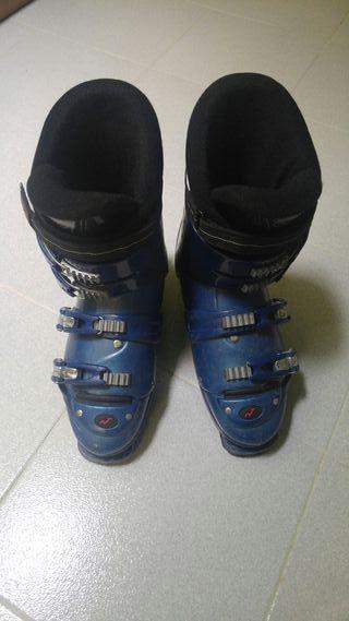 botas de ski. para un pie del 45
