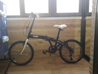 bicicleta plegable nuevecita
