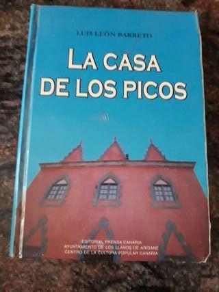 Libro La Casa De Los Picos