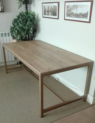 gran mesa comedor o despacho