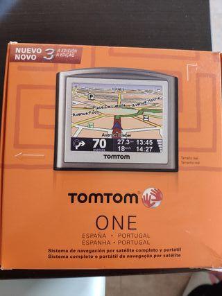 Tomtom one