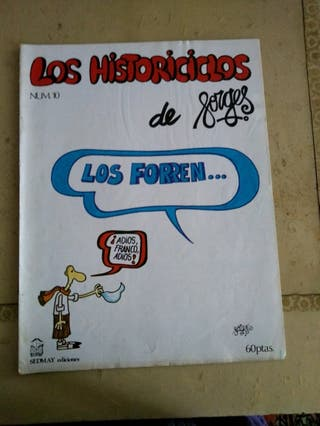 Comics de Los Historiciclos de Forges