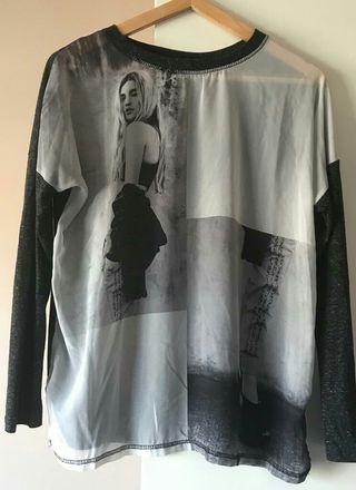ec448263b Camisetas Zara mujer de segunda mano en Las Rozas de Madrid en WALLAPOP