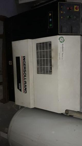 compresor aire de tornillo