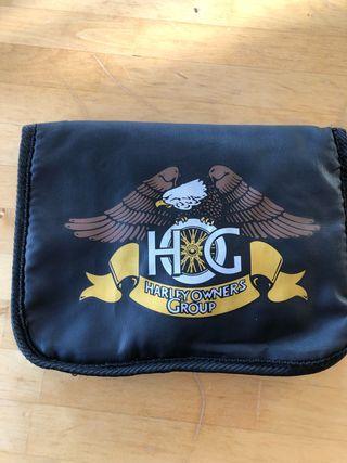 Carpeta HOG para documentación Harley Davidson