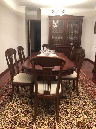Muebles de castaño