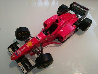 Ferrari F310 de Schumacher 1/20