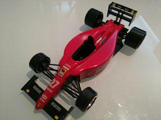 Ferrari de J. Alesi escala 1/24