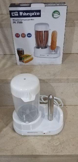 Maquina para hacer Perritos calientes