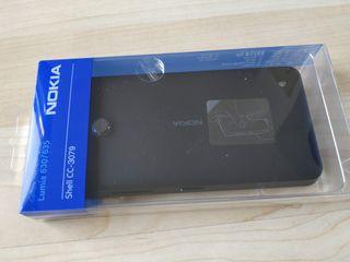 carcasa Lumia 630/635 negre - nova