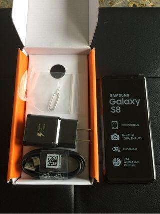 Samsung Galaxy S8 EDGE NUEVO