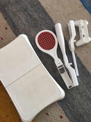 Accesorios Wii