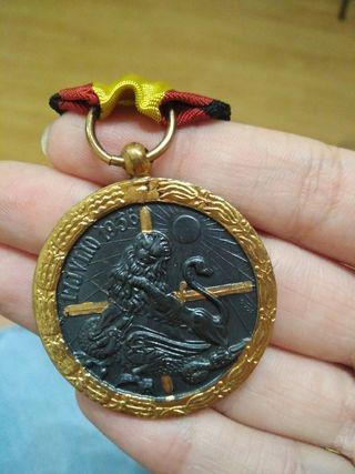 Medallas Guerra civil