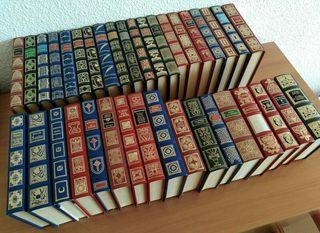 Colección de 37 libros clasicos como nuevos.