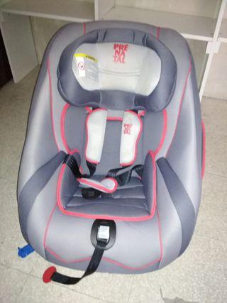 Silla coche bebe PRENATAL de 0 a 18kg