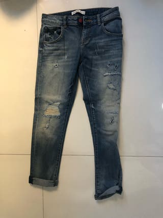Pantalones Zara de segunda mano en la provincia de Salamanca en WALLAPOP 7de0e84295e