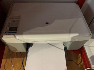 Impresora HP Deskjet F380