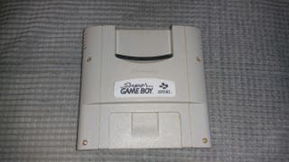 adaptador juegos game boy snes