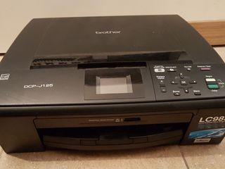 impresora-escáner brother LC985