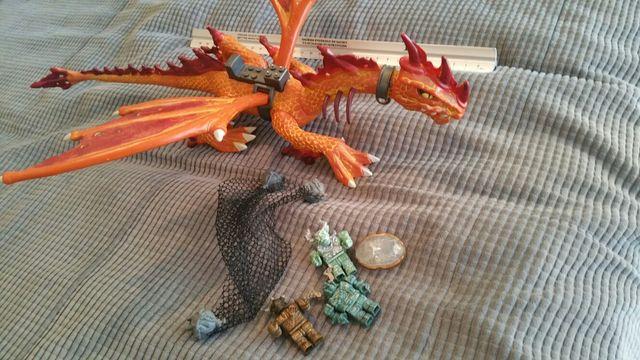 lote 3 dragon megabloks