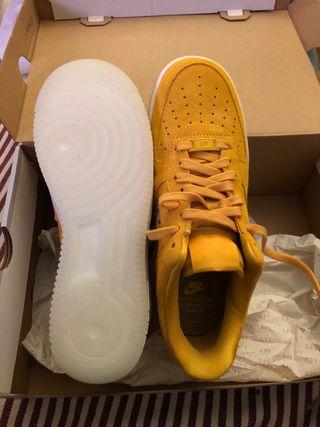 Zapatillas Nike originales air forcé 1