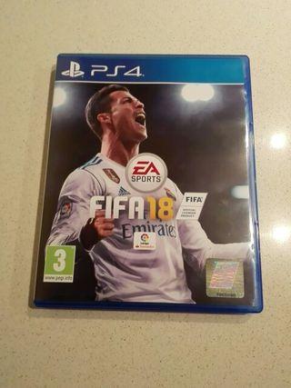 videojuego fifa 2018