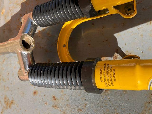 Horquilla MTB Chili Works NUEVA