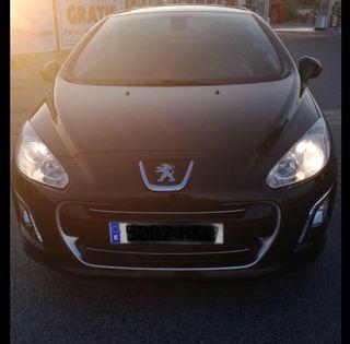 Peugeot 308 2013. (8-1-2013)