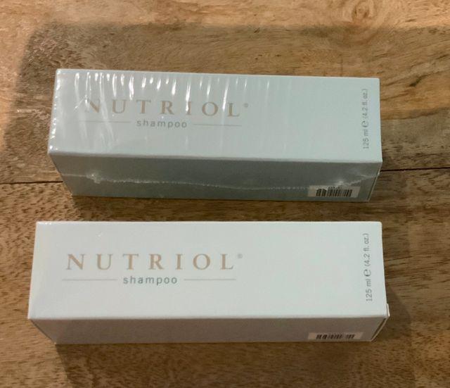 shampoing revitalisant Nutriol de Nuskin 125 ml