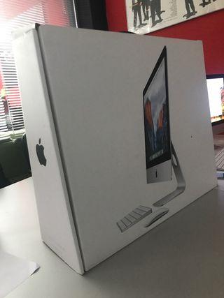 iMac 4K i5 retina 3,1 ghz, 8gb ram