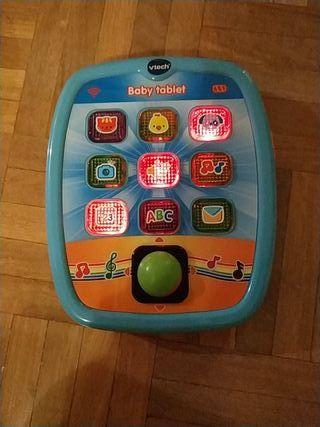 Baby tablet para niños pequeños