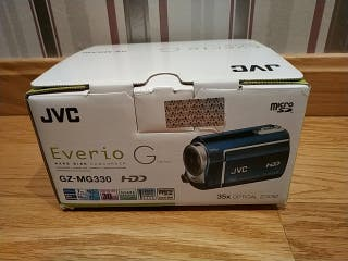 Cámara de vídeo Jvc Everio GZ-MG330 HDD