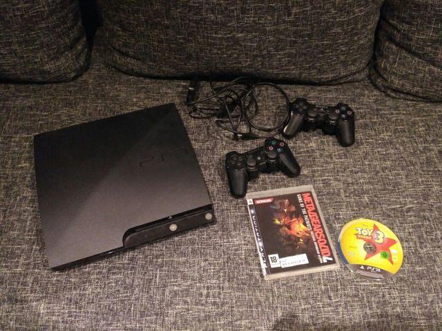 PS3 + dos mandos