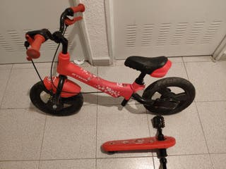 bicicleta evolutiva niño