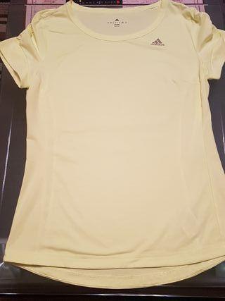 tallas camisetas running adidas