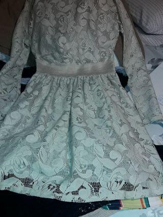 Vestido de Zara talla M