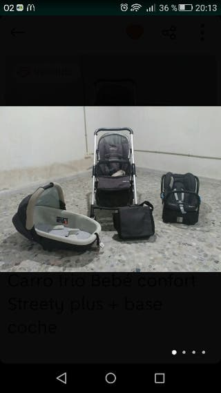 trio bebe confort streety