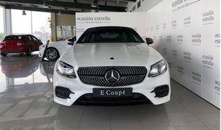 Mercedes E coupe Amg