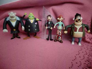 5 figuras disney pixar Ratonpolis por 8€ !