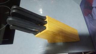 Set 5 cuchillos
