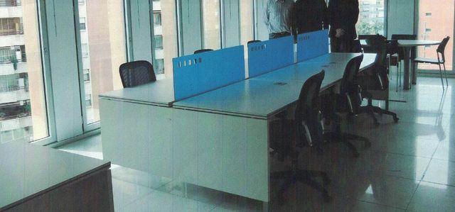 Mesas de oficina para 6 personas Ofiprix