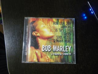 "CD Bob marley "" a tribute"""